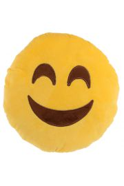 Pluszowa maskotka emotikona - Uśmiech