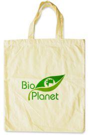 Torba Na Zakupy (Bawełniana) Z Logo Bio Planet