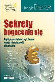 Sekrety bogacenia się Wyd. 2012