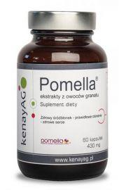POMELLA ekstrakty z owoców granatu (60 kapsułek) - suplement diety