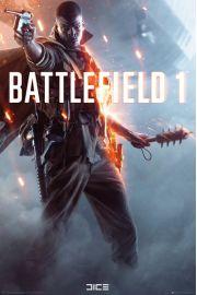Battlefield 1 Main - plakat