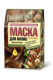 Org. maska do wł. olej cyprysowy eukaliptusowy, migdałowy FIT Fitocosmetic