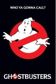 Pogromcy Duch�w - Ghostbusters - logo - plakat