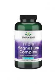 Swanson Triple Magnesium Complex (Kompleks 3 Magnezów) 300 kaps.