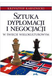 Sztuka dyplomacji i negocjacji w świecie wielokulturowym