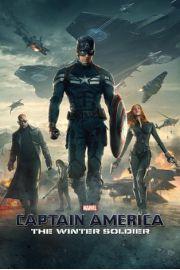 Kapitan Ameryka - Zimowy Żołnierz - plakat