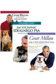 Zaklinacz Ps�w - zestaw 3 ksi��ek Zaklinacza - Cesar Millan, Melissa Jo Peltier