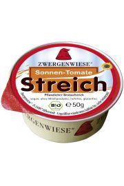 Pasta Słonecznikowa Z Suszonymi Pomidorami Bezglutenowa Bio 50 G - Zwergenwiese