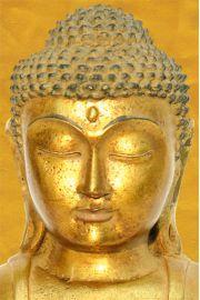Golden Buddha - Złoty Budda - plakat