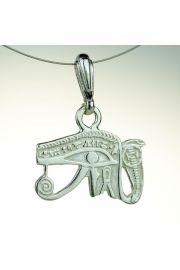 Oko Horusa, srebro