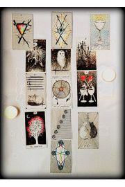 Ścieżka i Cel Życiowy - odczyt z kart
