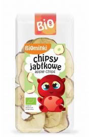 Chipsy Jabłkowe Bio 30 G - Biominki