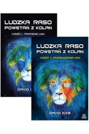 Zestaw 2 książek: Ludzka raso, powstań z kolan Część 1 i 2