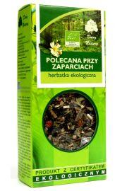 Herbatka Polecana Przy Zaparciach Bio 50 G - Dary Natury