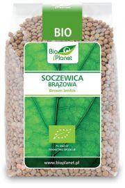 Soczewica Brązowa Bio 400 G - Bio Planet