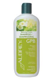 Aubrey Organics, Glikogenowo - proteinowy szampon przywracaj�cy w�osom r�wnowag�, 325 ml