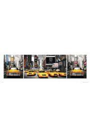 Nowy Jork Taksówki - reprodukcja