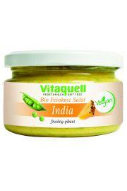 Sałatka Indyjska Z Ananasem I Groszkiem Bio 200 G - Vitaquell