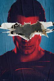 Batman v Superman �wit sprawiedliwo�ci - plakat