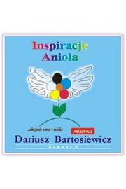 Inspiracje Anioła CD - Dariusz Bartosiewicz