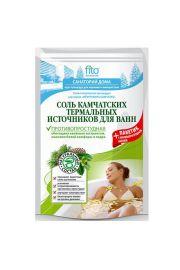 Sól do kąpieli Termalne Źródła Kamczatki przeciw przeziębieniu FIT Fitocosmetic