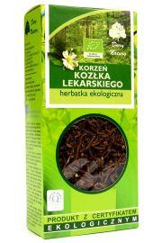 Żż Herbatka Z Korzenia Kozłka Lekarskiego Bio 100 G - Dary Natury