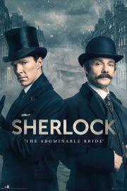 Sherlock The Abominable Bride - plakat