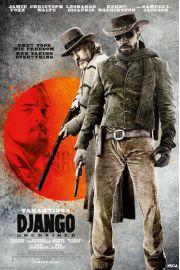 Django Unchained - Wolno�� - plakat