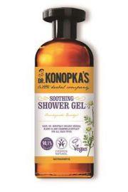 Kojący żel pod prysznic Dr.Konopka