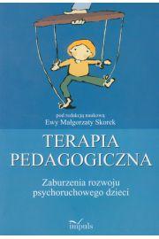 Terapia pedagogiczna Zaburzenia rozwoju psychoruchowego dzieci