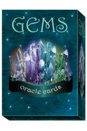 Kryształy. Karty Wyroczni, Gems. Oracle Cards
