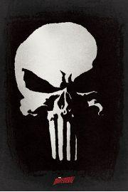 Daredevil Punisher - plakat
