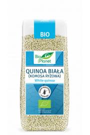 Quinoa Biała (Komosa Ryżowa) Bio 250 G - Bio Planet