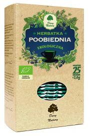 Herbatka Poobiednia Bio (20 X 2 G) - Dary Natury