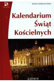 Kalendarium świąt kościelnych