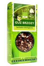 Herbatka Guz Brzozy Bio 50 G - Dary Natury