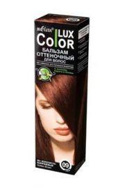 Odżywka koloryzująca do włosów ton 09 kol. złocisto-brązowy.B&V Belita & Vitex