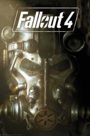 Fallout 4 Mask - plakat