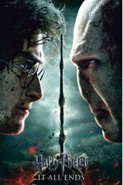 Harry Potter 7 Część 2 Teaser - plakat