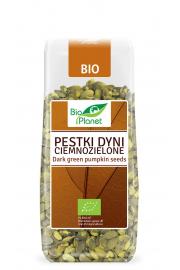Pestki Dyni Ciemnozielone Bio 150 G - Bio Planet