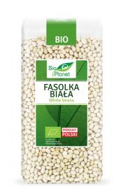 Fasolka Biała Bio 400 G - Bio Planet