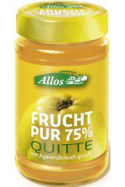 Mus Z Pigwy (75% Owoców) Bio 250 G - Allos