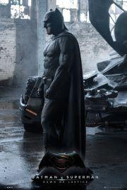 Batman v Superman �wit sprawiedliwo�ci. Batman. - plakat