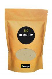 Grzyby Sproszkowane Hericium (Soplówka Jeżowata) Bio 100 G - Hanoju