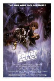 Star Wars Gwiezdne Wojny - Imperium Kontratakuje - plakat