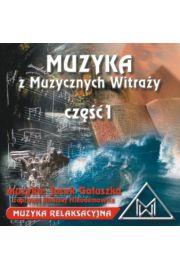 Muzyka z muzycznych witraży. Część 1 - CD - Andrzej Nikodemowicz