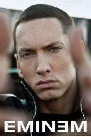 Eminem Recovery - plakat