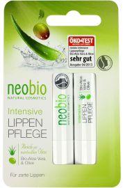 Pomadka Ochronna Aloesowo - Oliwkowa Eko 2 X 4,8 G - Neobio