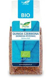 Quinoa Czerwona (Komosa Ryżowa) Bio 250 G - Bio Planet