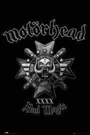Motorhead Bad Magic - plakat